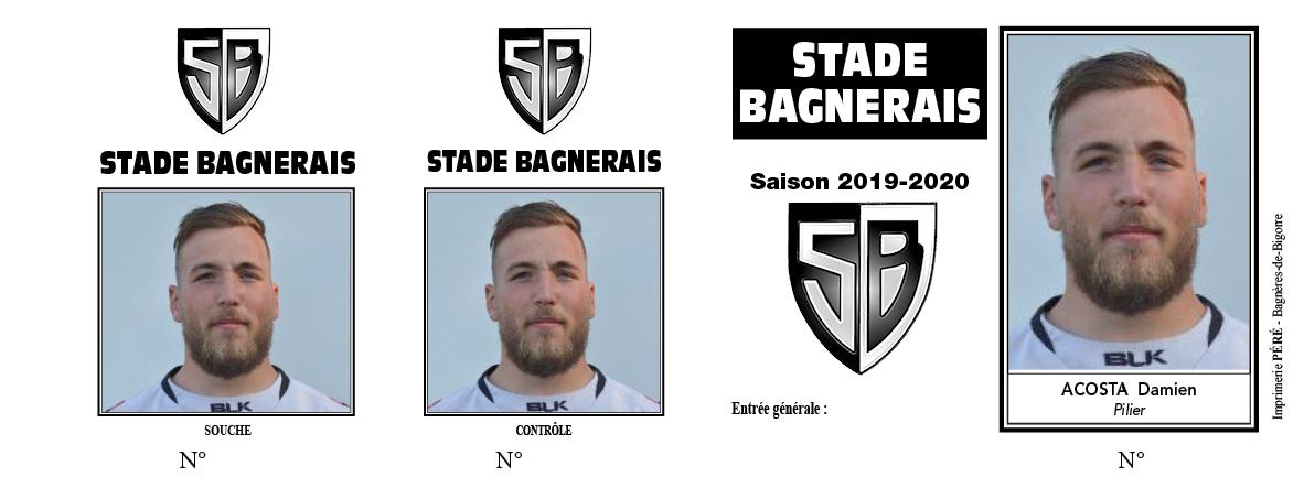 Stade Bagnérais tickets